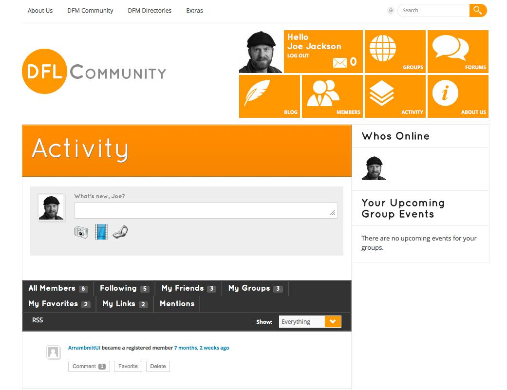 Joe Jackson Creative » Digital First Labs